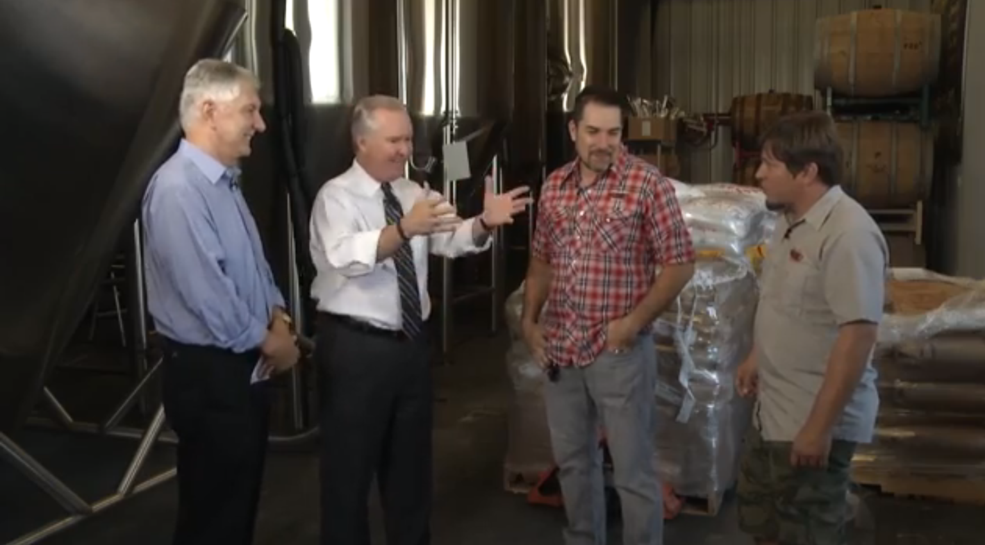 Cigar City Brewing The Mayor's Hour
